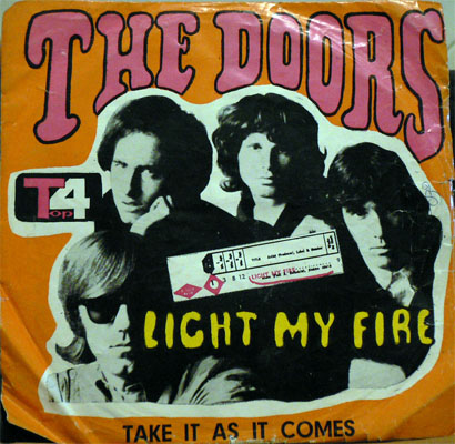 45-the Doors- Light my fire