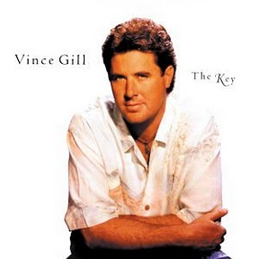 Vince Gill - The Key cover