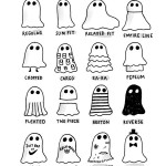 Fashion Styles for Ghosts
