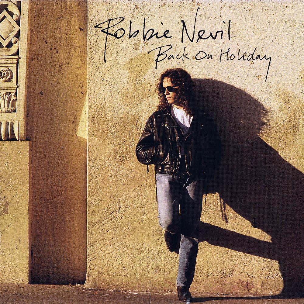 Robbie Nevil – Back On Holiday (US 12″)
