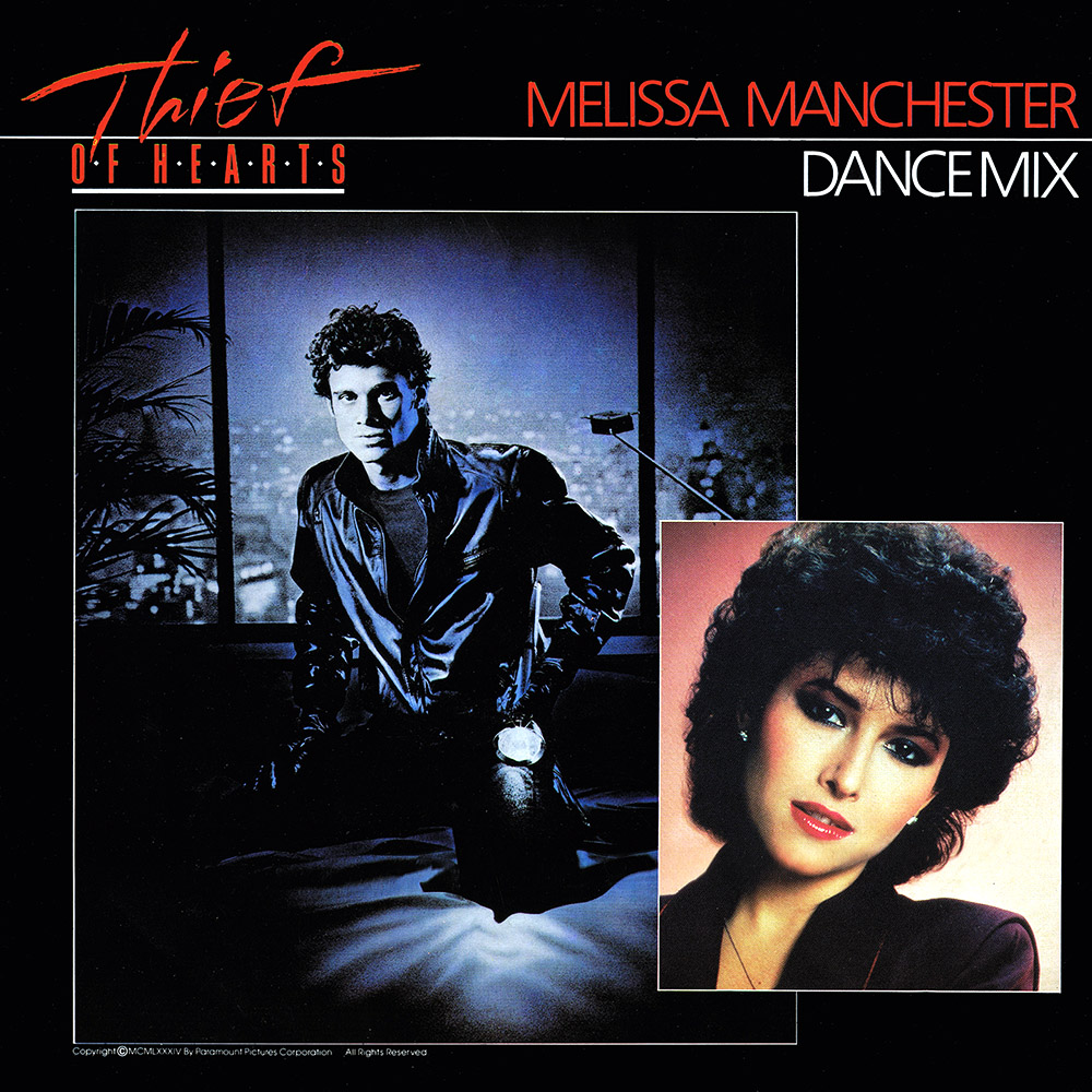 Melissa Manchester – Thief Of Hearts (Netherlands 12″)