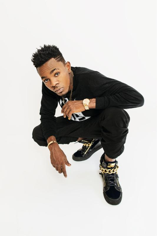 Patoranking Is First African Dancehall Artist To Sign Distribution