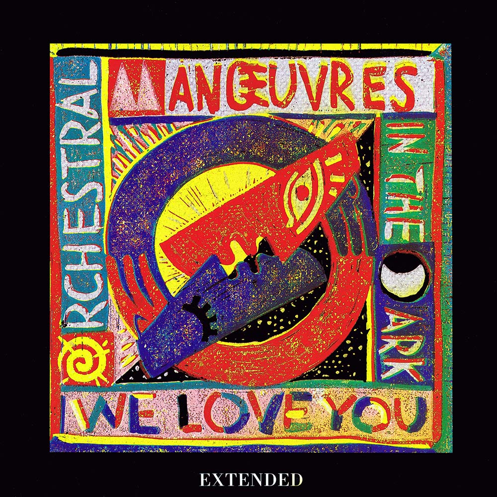 Orchestral Manoeuvres In The Dark – We Love You (US 12″)