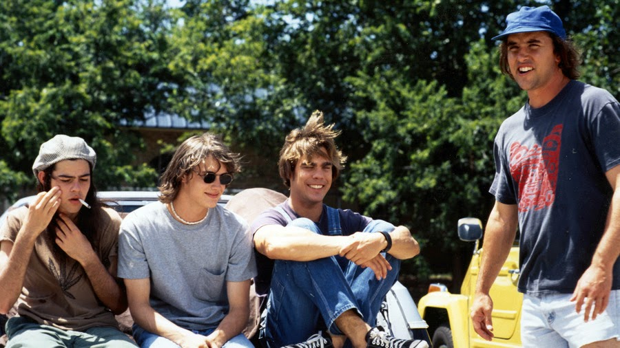 Behind the Scenes of Dazed and Confused, 1993 (1)