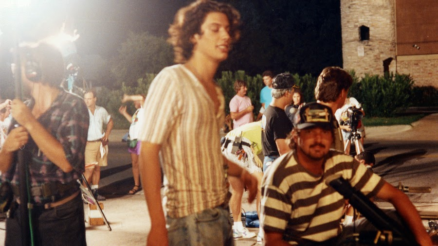 Behind the Scenes of Dazed and Confused, 1993 (13)