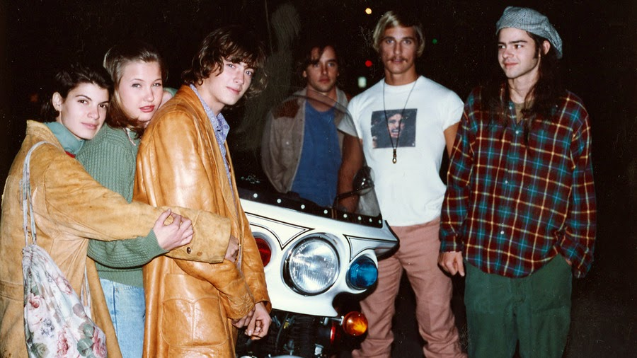 Behind the Scenes of Dazed and Confused, 1993 (15)