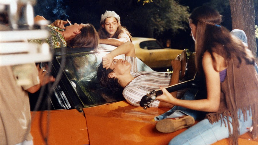 Behind the Scenes of Dazed and Confused, 1993 (8)
