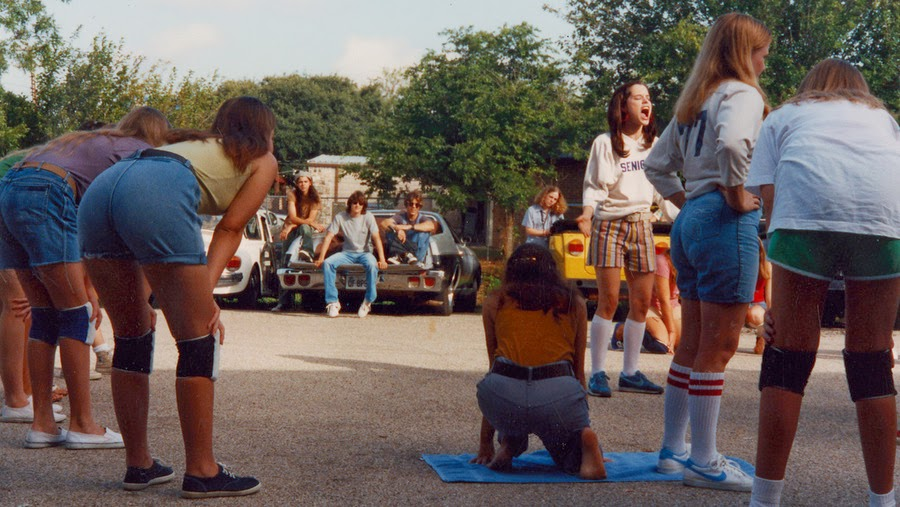 Behind the Scenes of Dazed and Confused, 1993 (9)