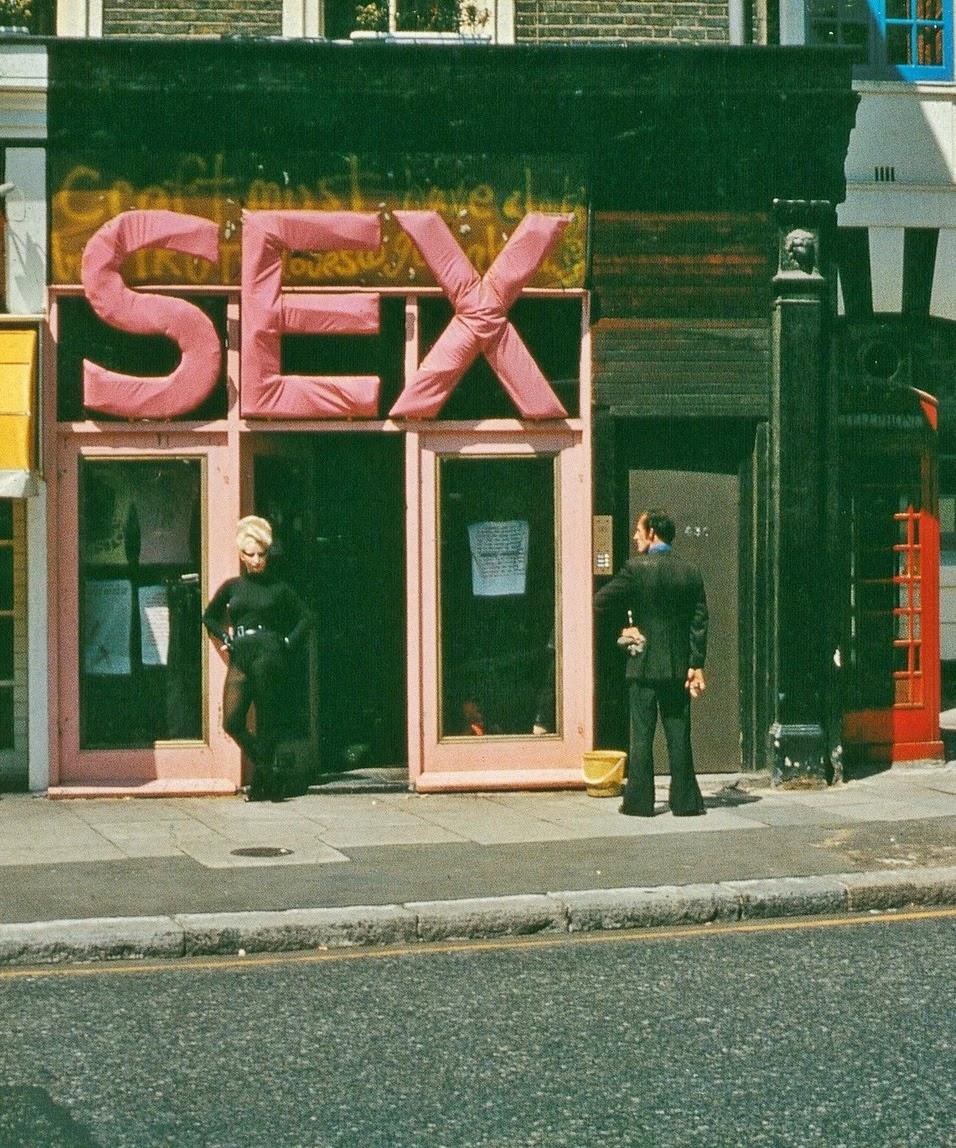 London 1967 (1) - That Eric Alper