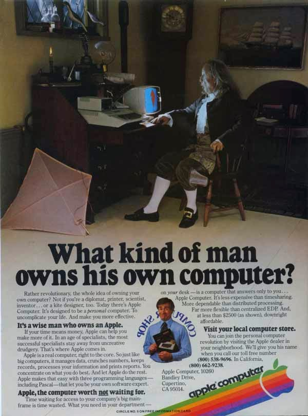 Vintage Apple Ads in the 1970s-80s (13)