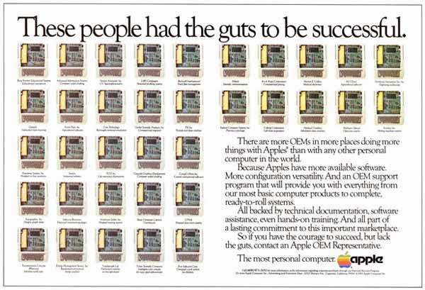 Vintage Apple Ads in the 1970s-80s (23)