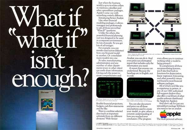 Vintage Apple Ads in the 1970s-80s (25)