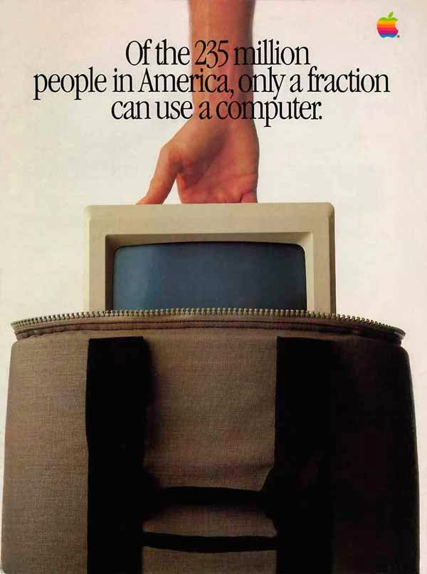 Vintage Apple Ads in the 1970s-80s (33)
