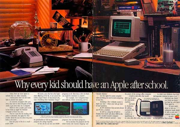 Vintage Apple Ads in the 1970s-80s (37)