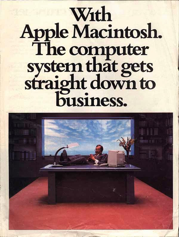 Vintage Apple Ads in the 1970s-80s (41)