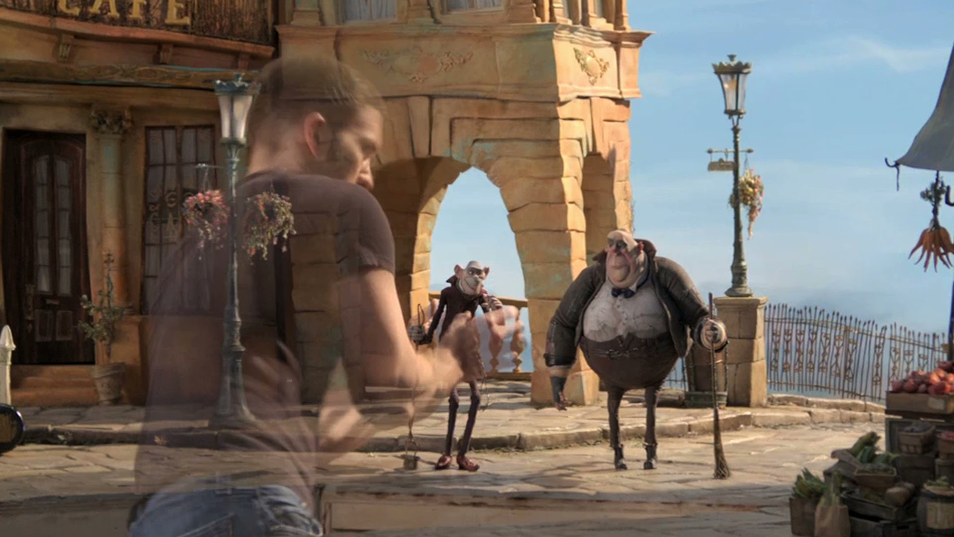 the boxtrolls� characters comment on free will while being