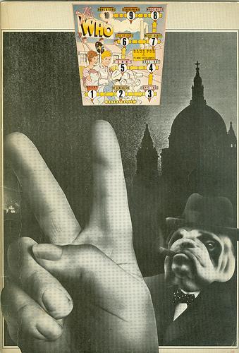01 1975 - Who, The - European Tour - Front