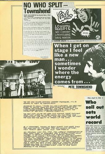 10 1975 - Who, The - European Tour - Side 9