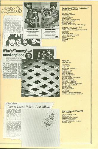 19 1975 - Who, The - European Tour - Side 18