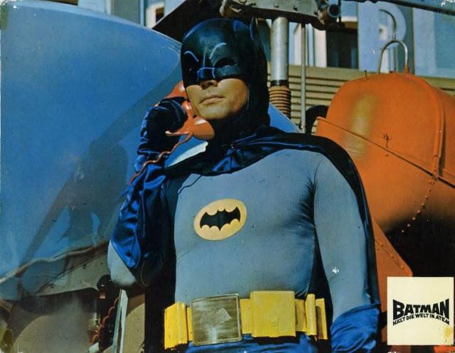 Promotional Photos Of Adam West And Burt Ward In Quot Batman