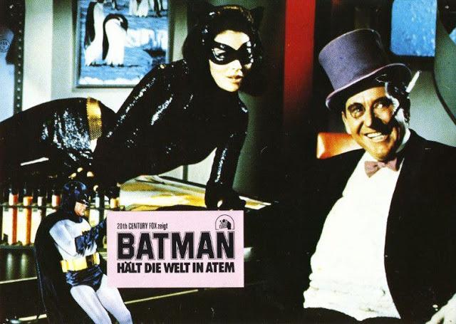 Adam West and Burt Ward in Batman, 1966 (9)