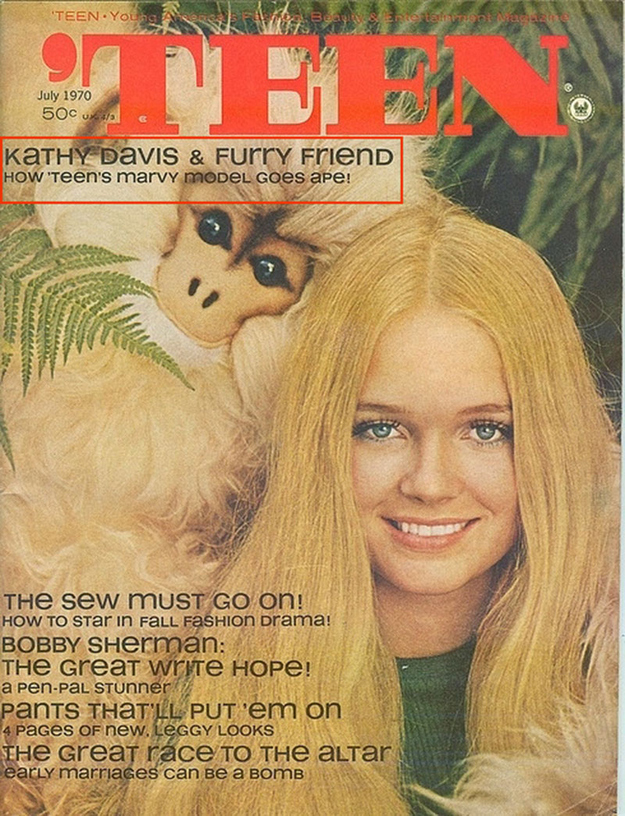 Extraordinary Vintage Teen Magazine Covers (1)