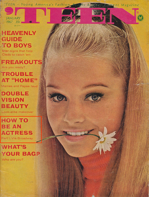 Extraordinary Vintage Teen Magazine Covers (3)