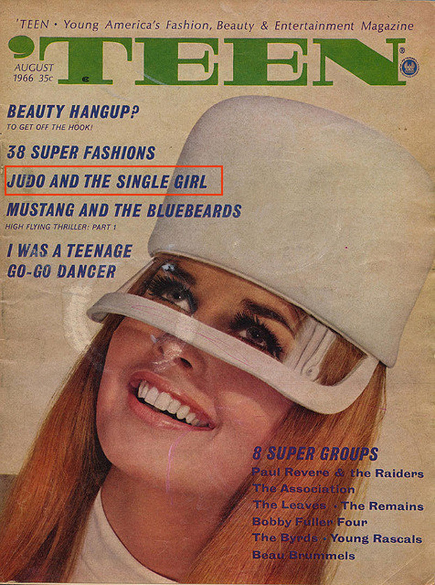 Extraordinary Vintage Teen Magazine Covers (4)