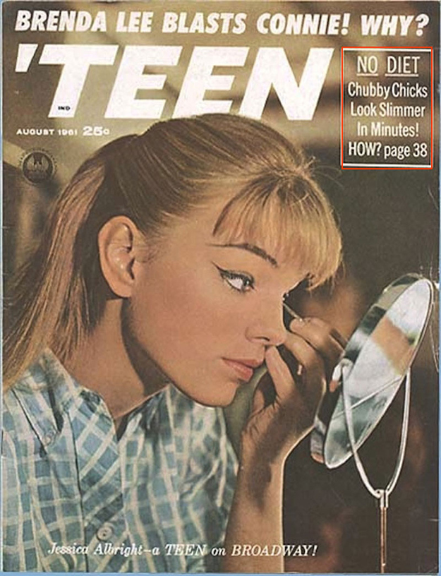 Extraordinary Vintage Teen Magazine Covers (6)