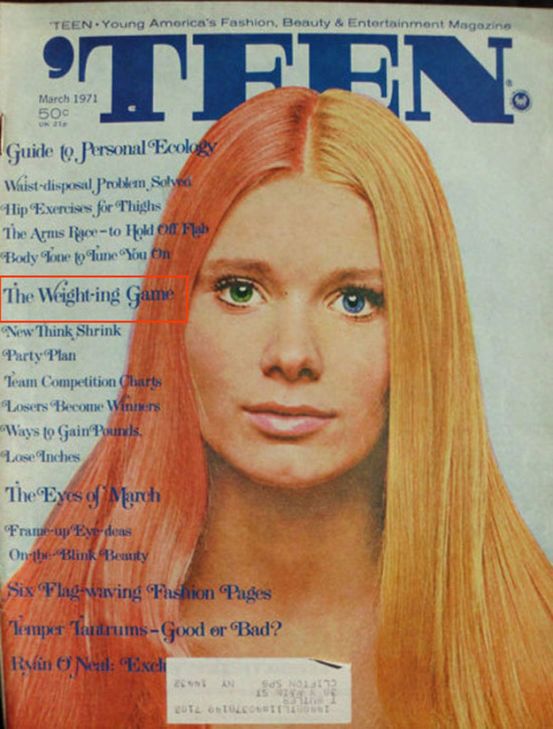 Extraordinary Vintage Teen Magazine Covers (7)