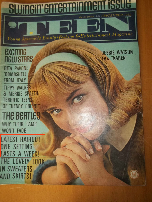 Extraordinary Vintage Teen Magazine Covers (9)
