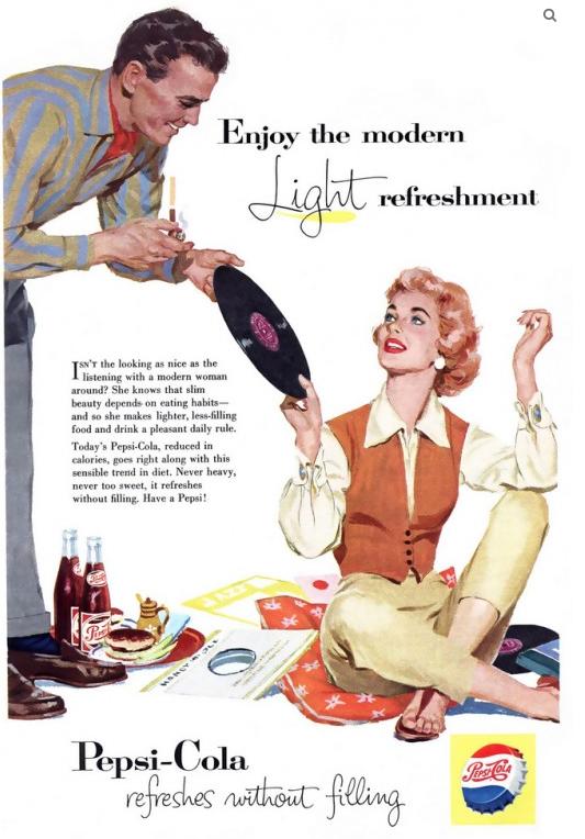 Pepsi Cola Ads, 1950s (12)