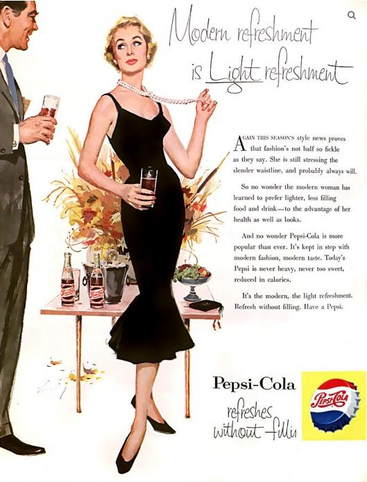 Pepsi Cola Ads, 1950s (3)