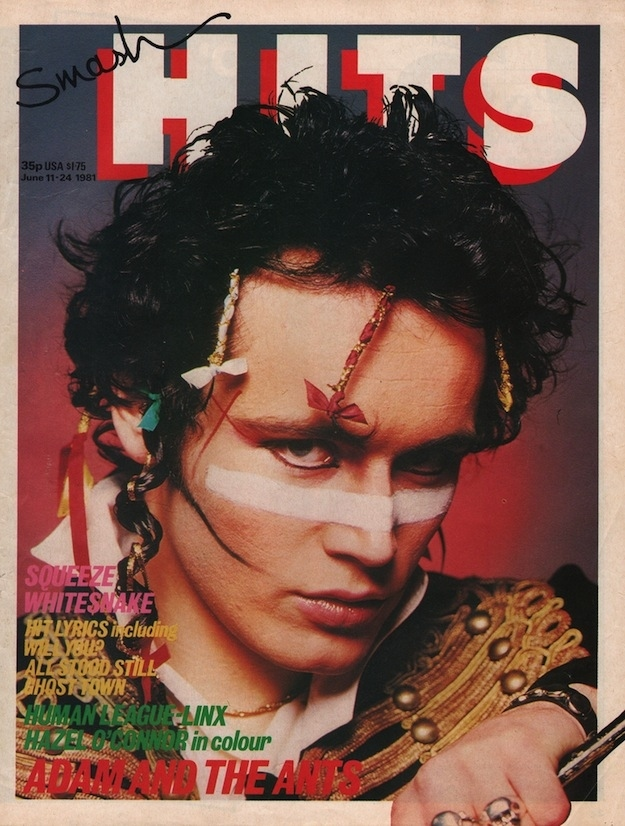 Smash Hits Covers from The '80s (11)