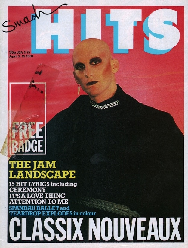 Smash Hits Covers from The '80s (14)