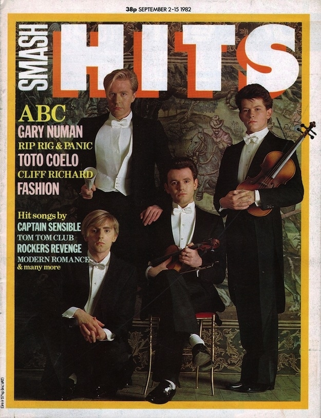 Smash Hits Covers from The '80s (19)