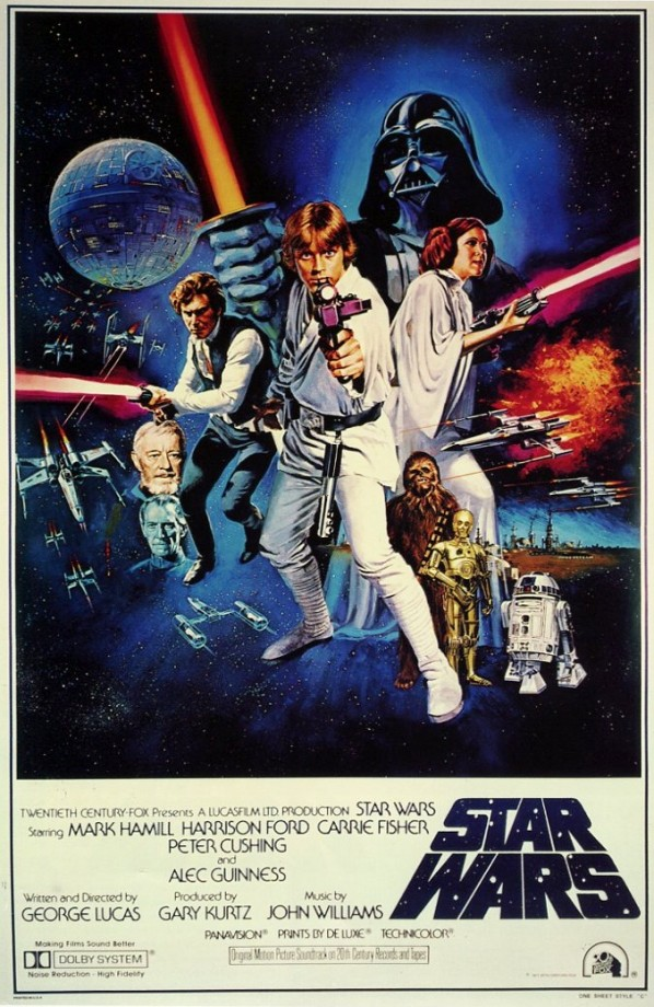 Star Wars Theatrical Posters Around The World in 1977 (12)
