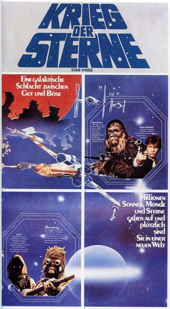 Star Wars Theatrical Posters Around The World in 1977 (14)