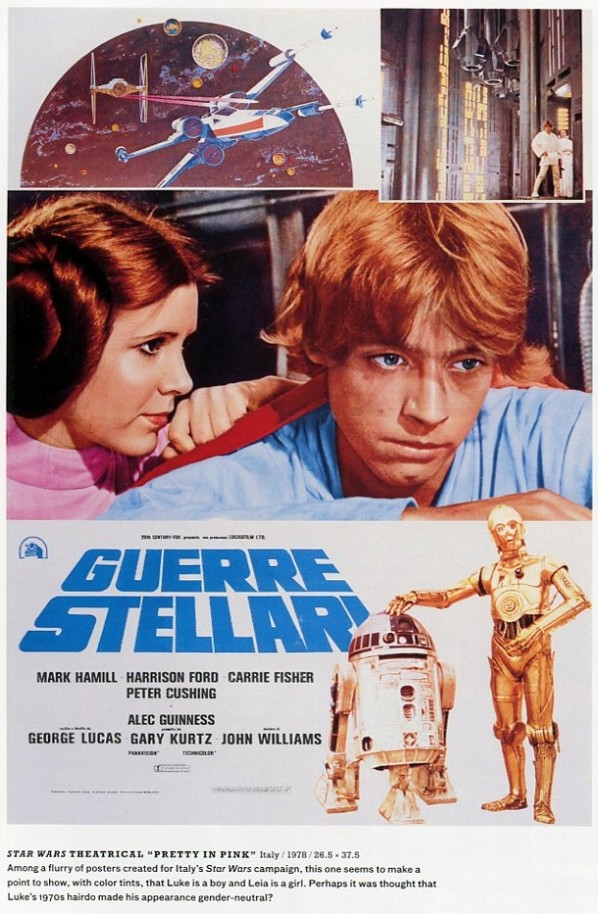 Star Wars Theatrical Posters Around The World in 1977 (18)