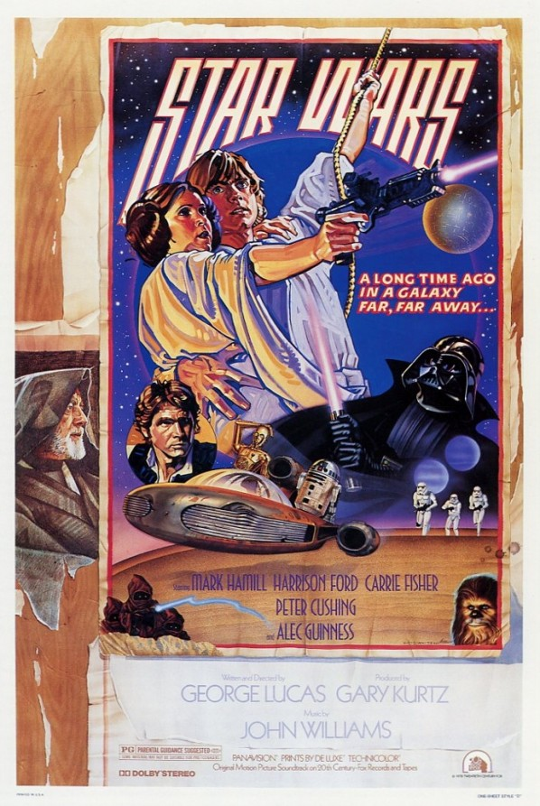 Star Wars Theatrical Posters Around The World in 1977 (3)