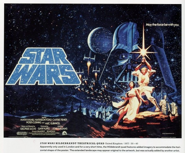 Star Wars Theatrical Posters Around The World in 1977 (4)