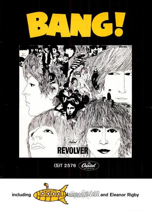 The Beatles' Vintage Ads (10)
