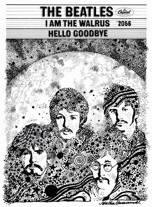 The Beatles' Vintage Ads (14)