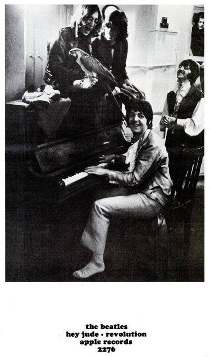 The Beatles' Vintage Ads (16)