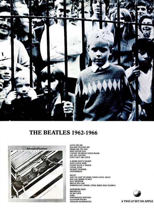 The Beatles' Vintage Ads (19)