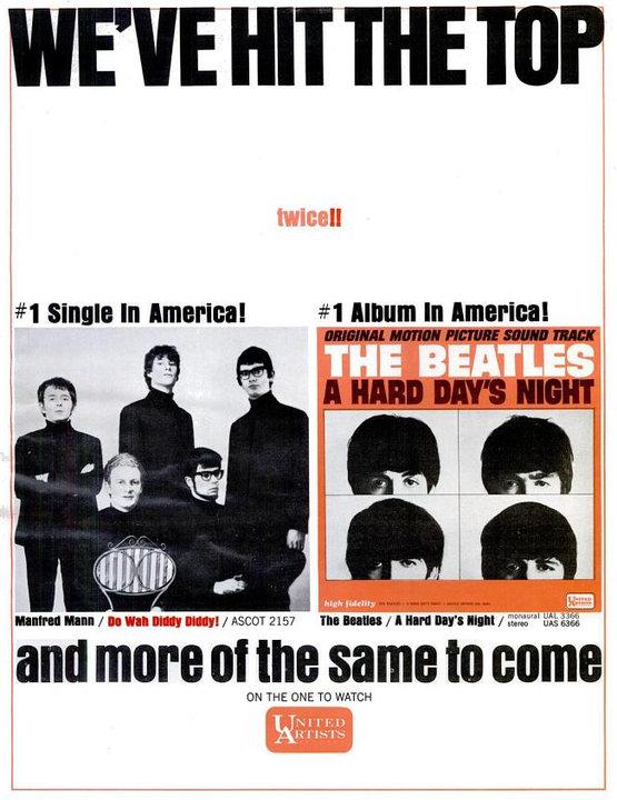 The Beatles' Vintage Ads (2)