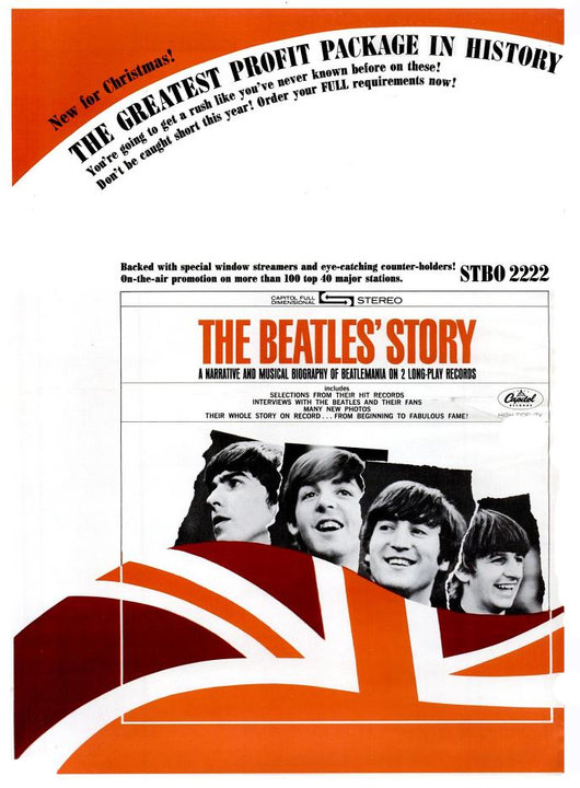 The Beatles' Vintage Ads (3)