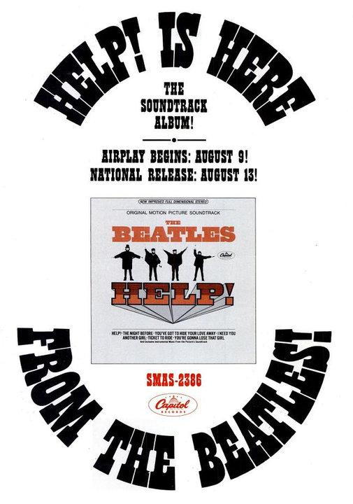 The Beatles' Vintage Ads (7)