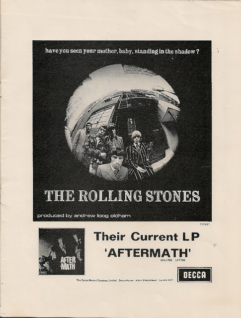 The Rolling Stones' 1966 Tour Programme (13)