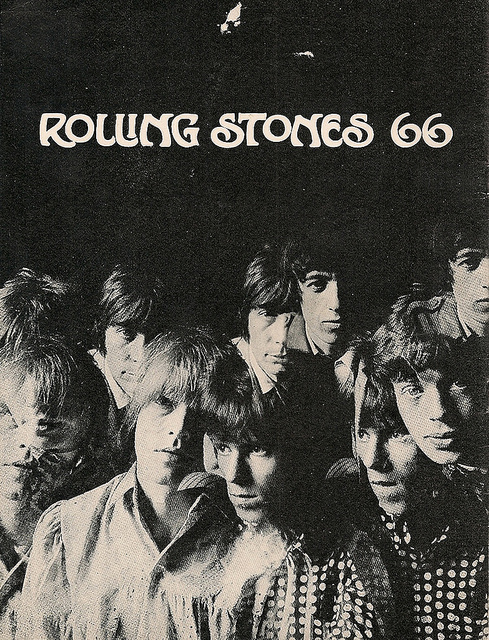 The Rolling Stones' 1966 Tour Programme (15)
